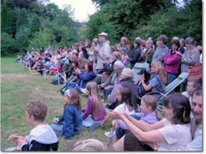 Unstone Grange Garden Party