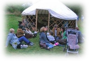 Unstone Yurt